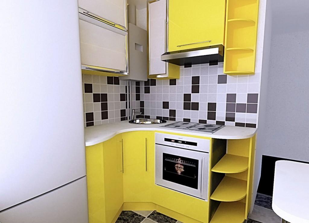 Своими руками интерьер кухни бюджетно