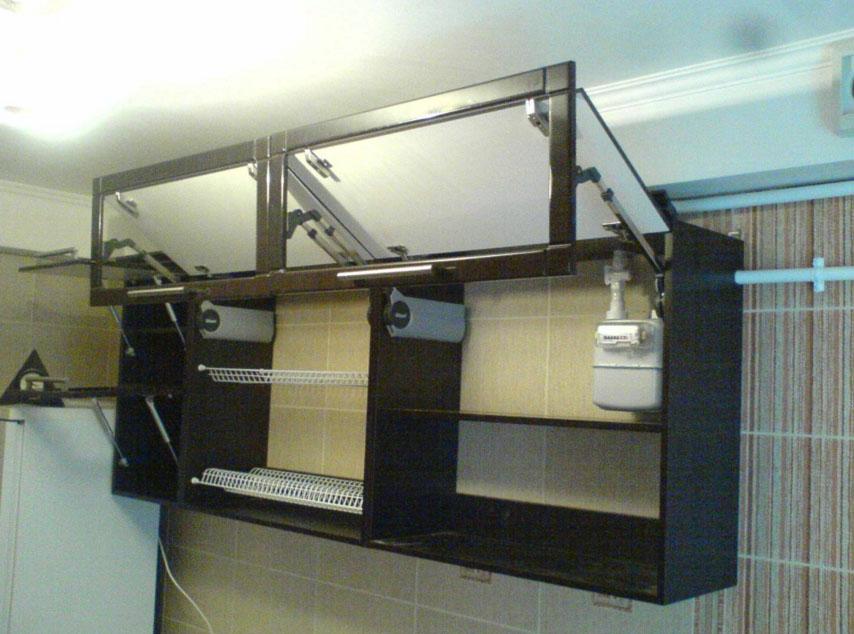 Навесные шкафчики для кухни своими руками - Волга Климат