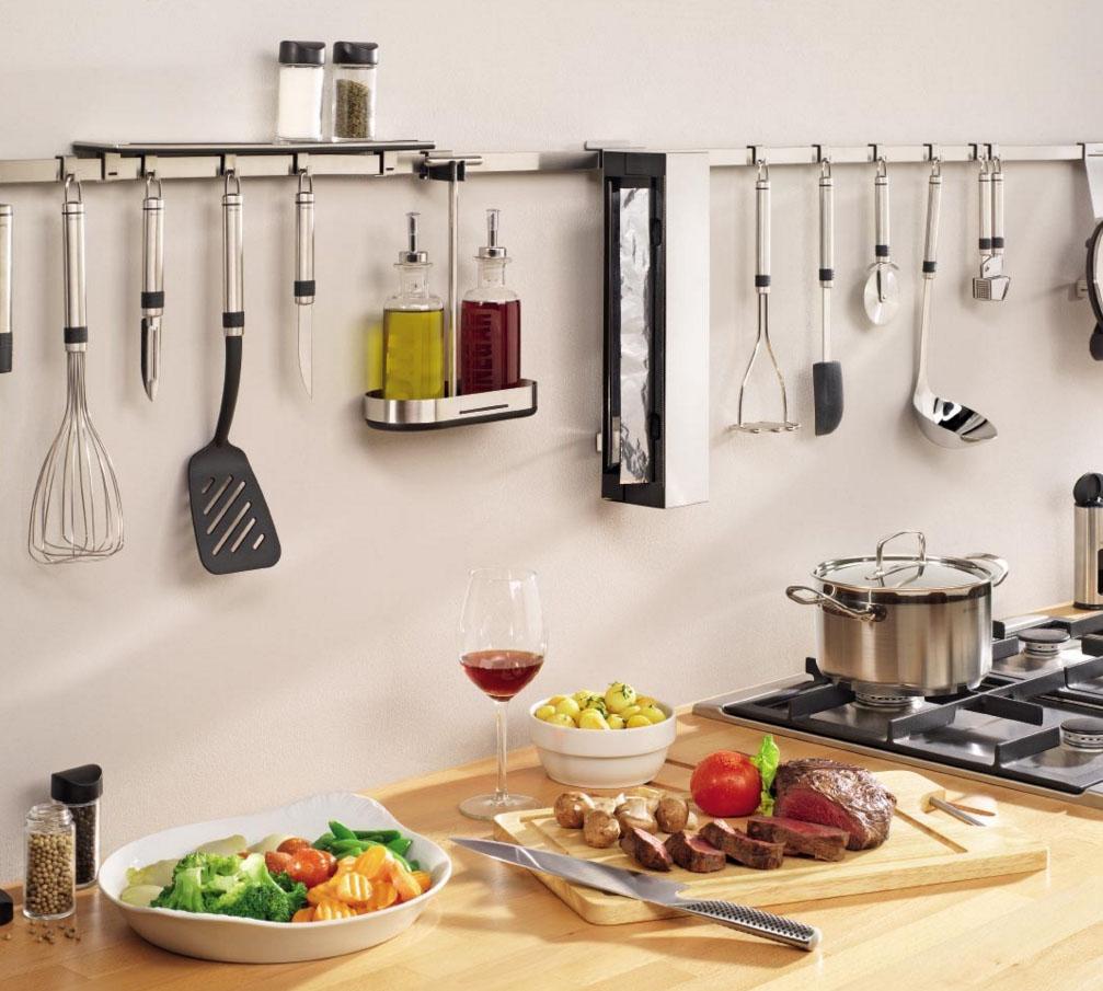 Кухонный рейлинг
