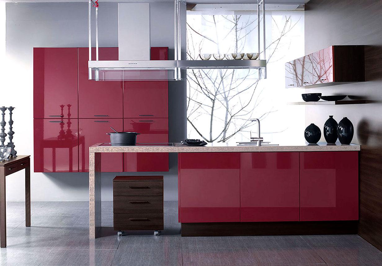 Мебельный фасад для кухни