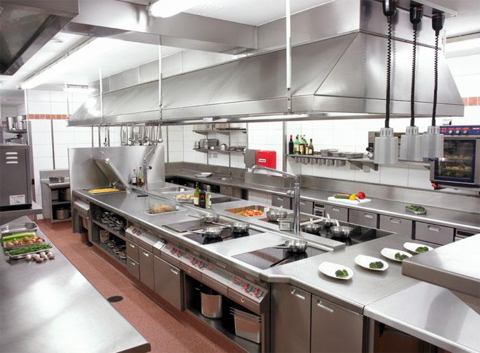 Необходимое оборудование для кухни
