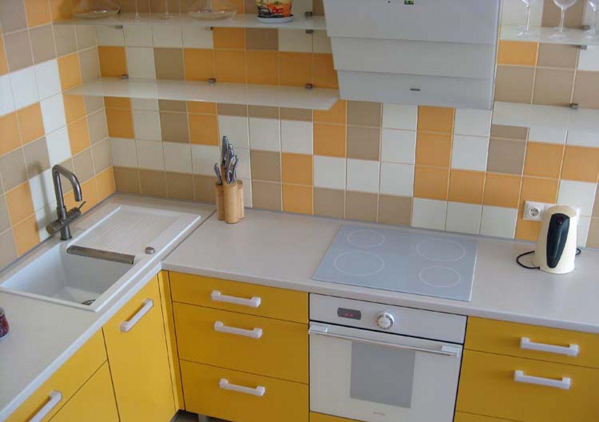 Кухонный гарнитур своими руками: как сделать замеры и собрать 84