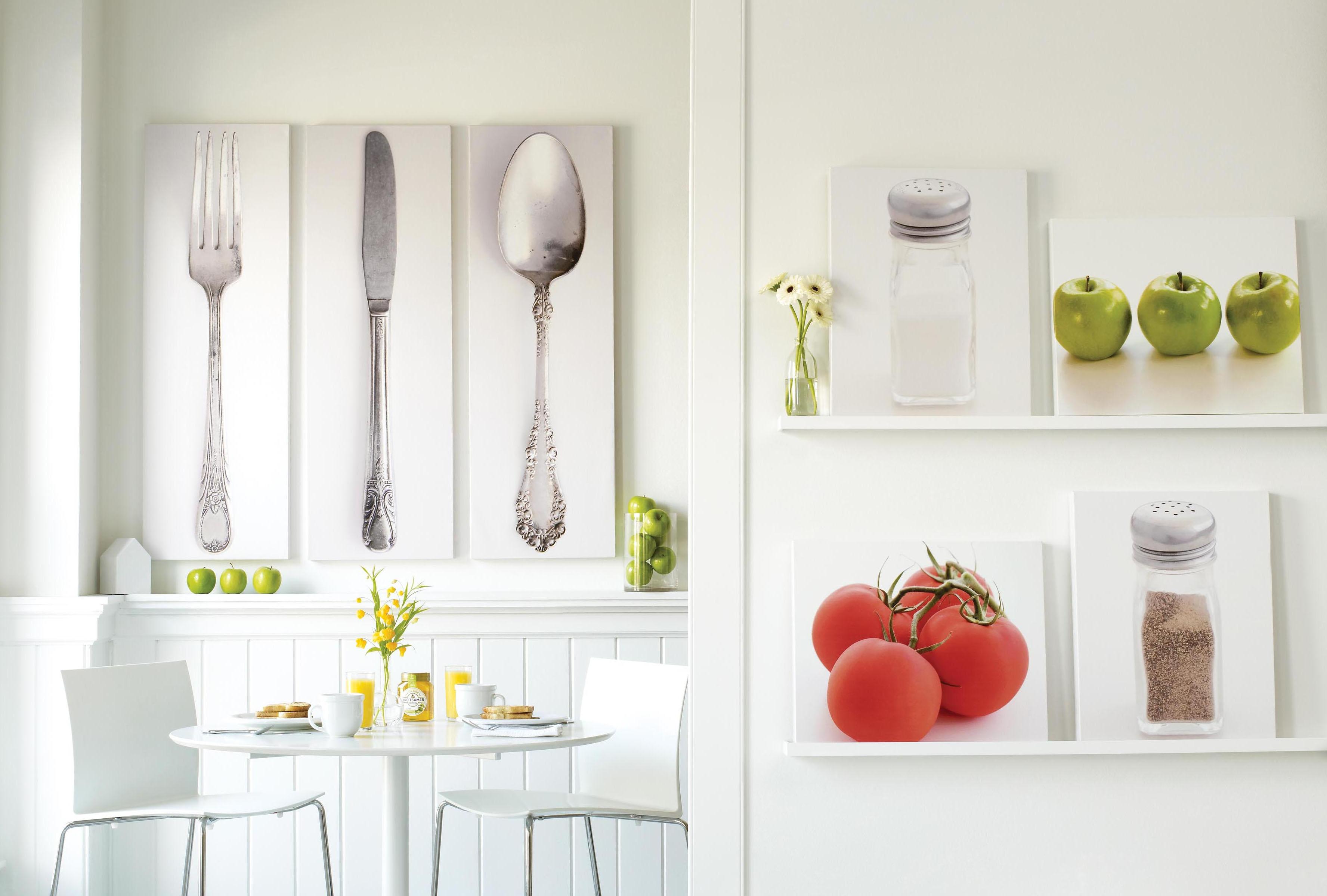 Картины с изображением кухонных приборов