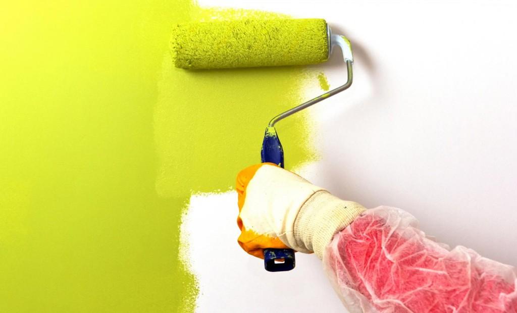 Ютуб покраска стен своими руками 37
