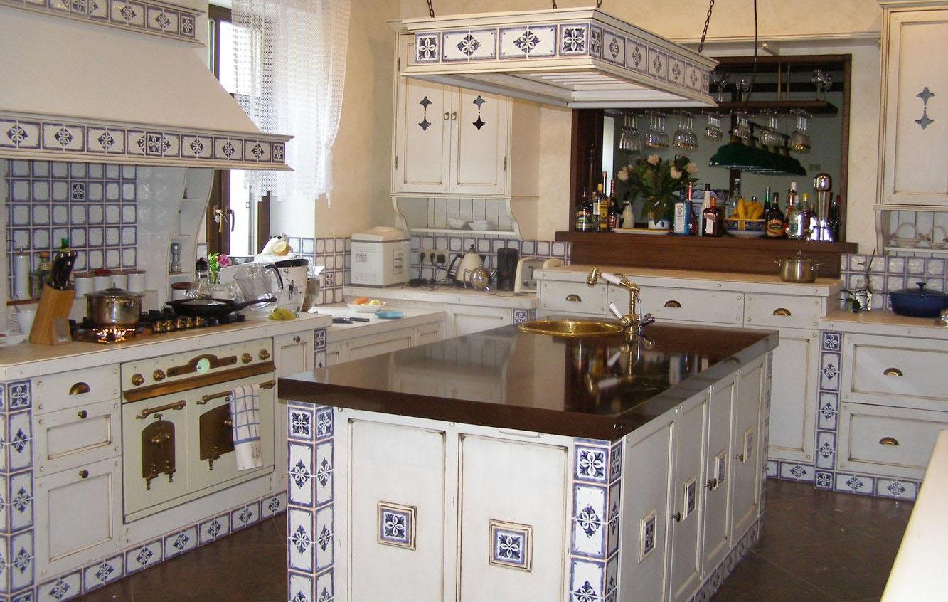 Орнамент на кухне