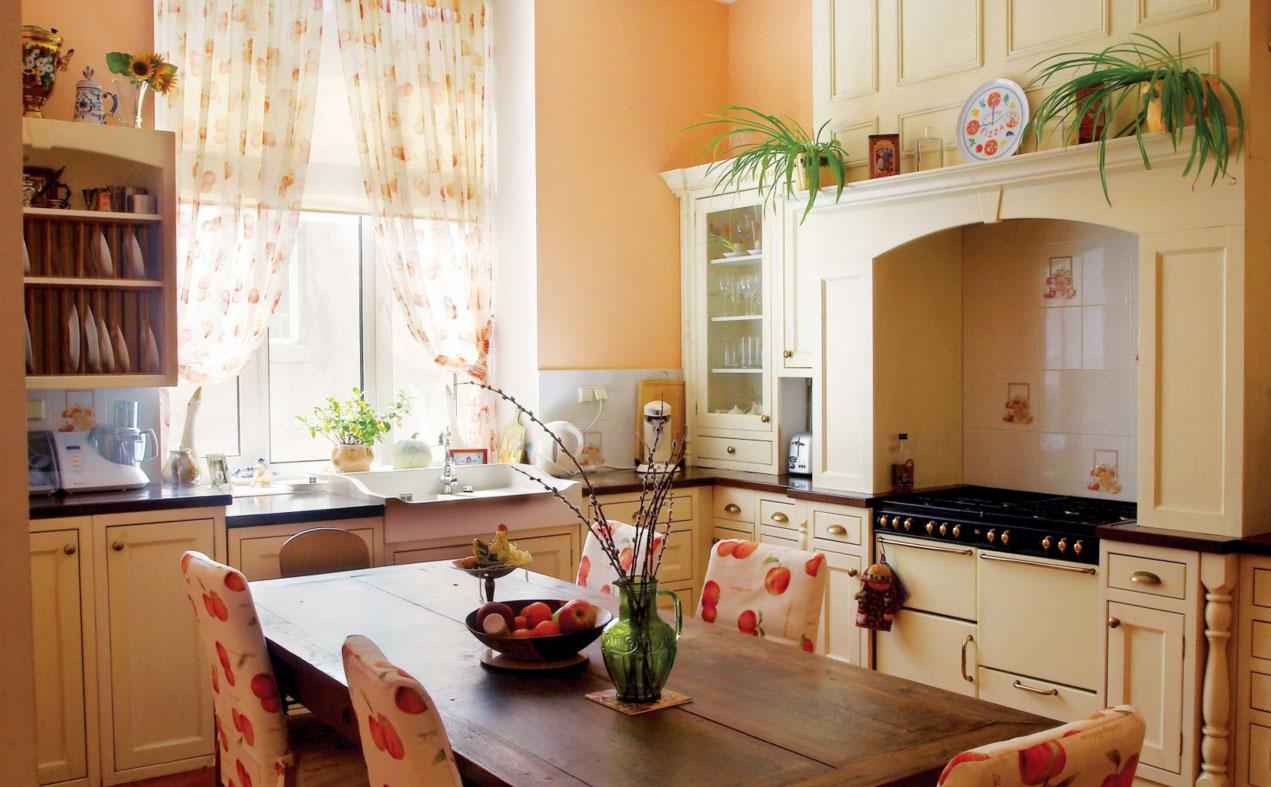 Фото как сделать кухню уютней