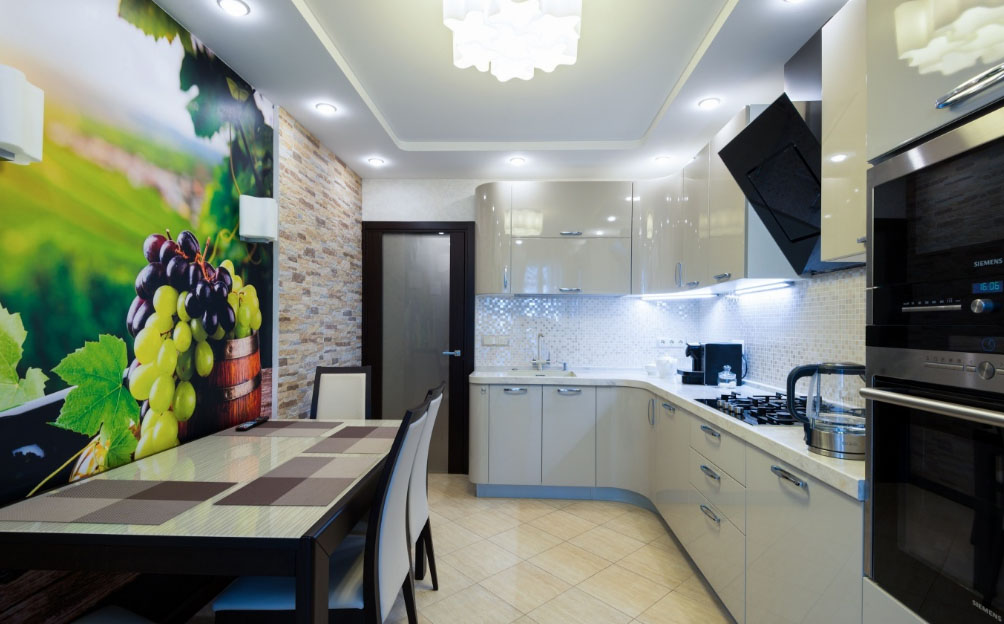 Интерьер кухни фото ремонт