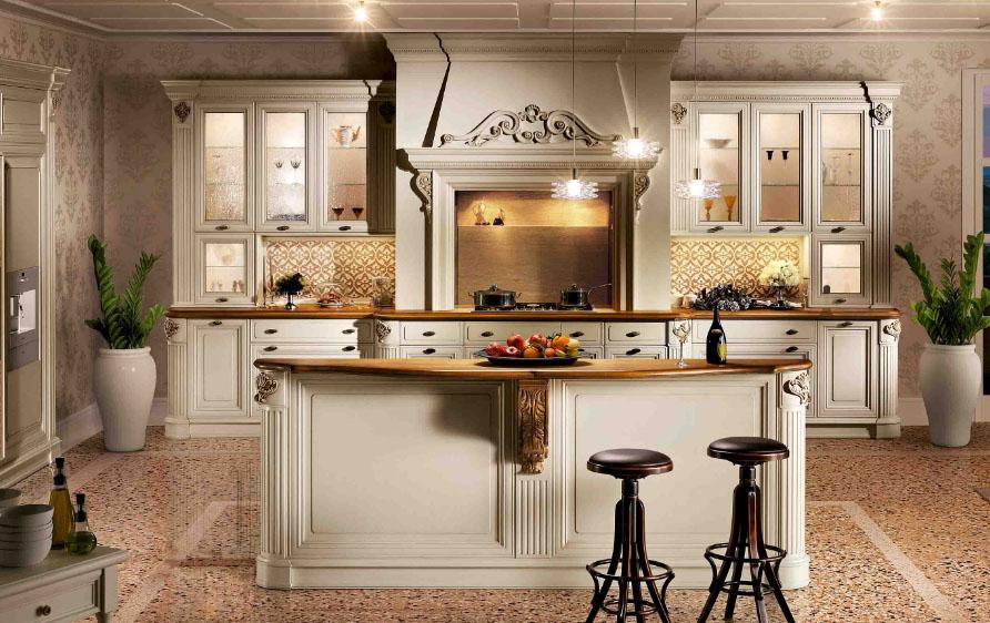 Кухня с испанским дизайном