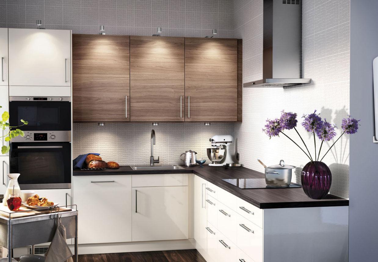 Кухни икеа фактум абстракт фото