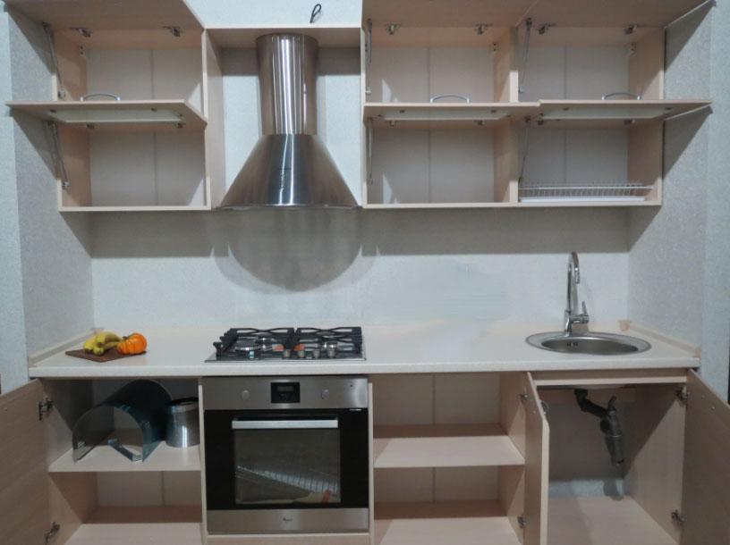 Установить кухонный гарнитур своими руками