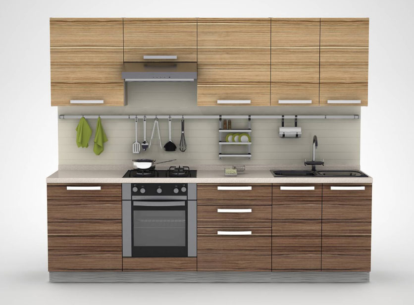 мебельные фасады для кухни из ЛДСП