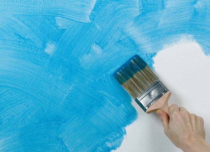 Можно ли красить масляной краской по акриловой