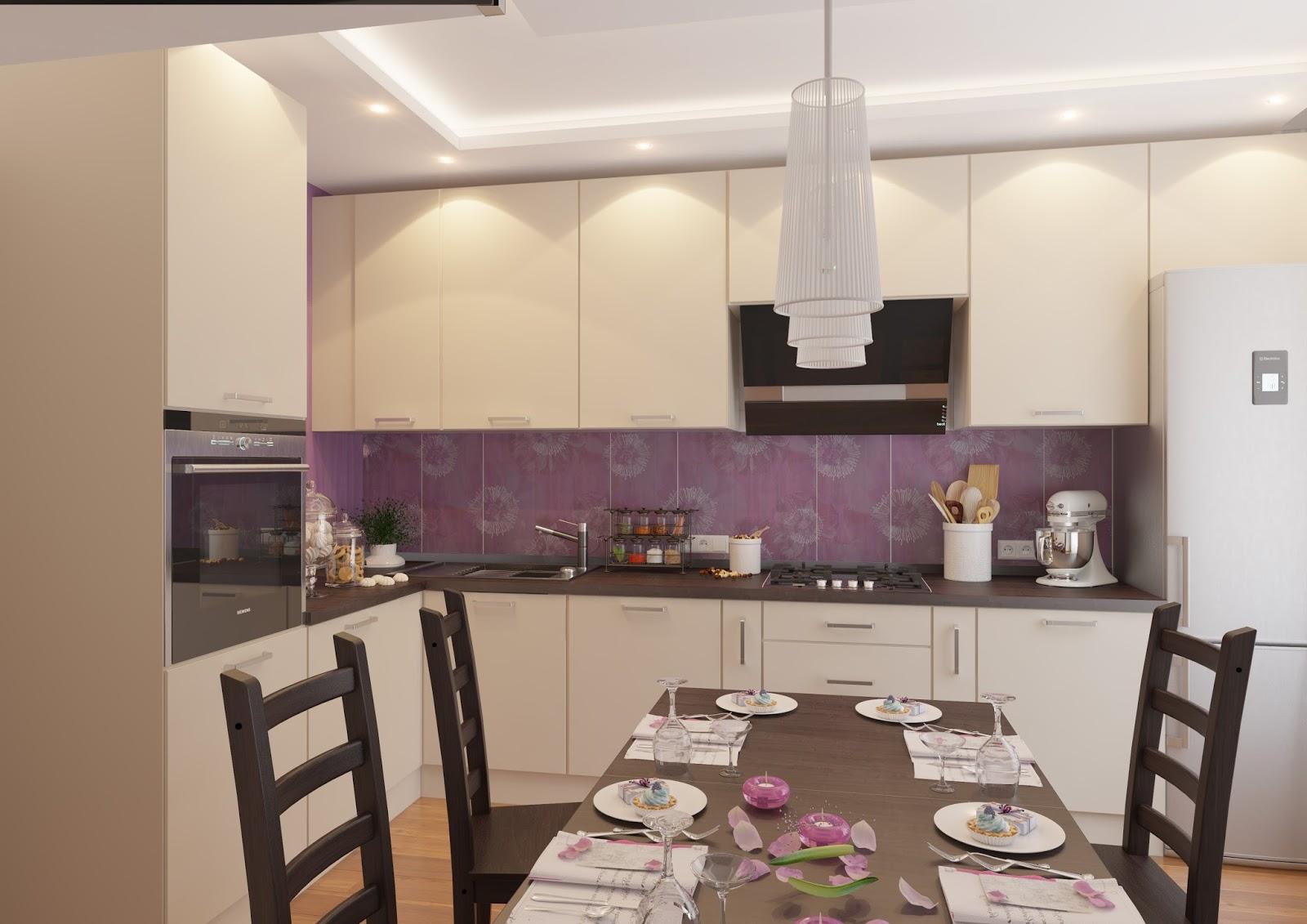 Фото кухни 12 м