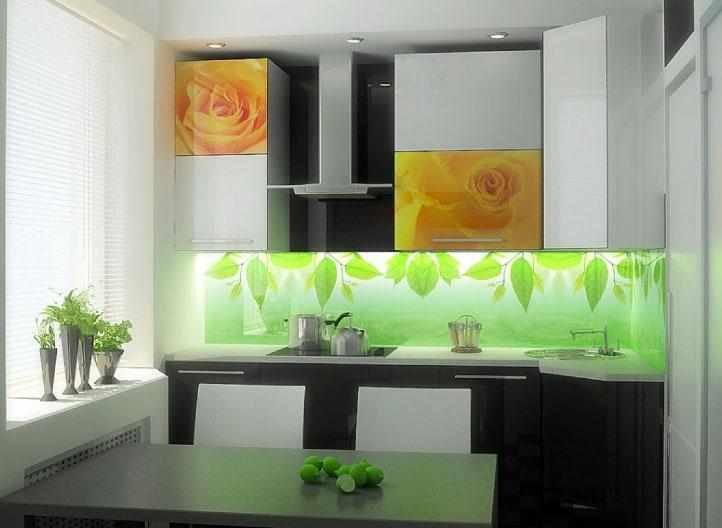 Панель на кухню из пластика каталог