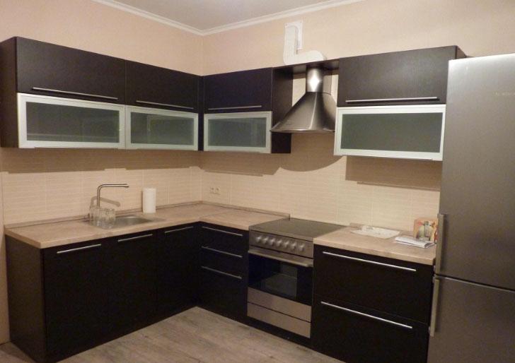 Кухонный гарнитур из МДФ