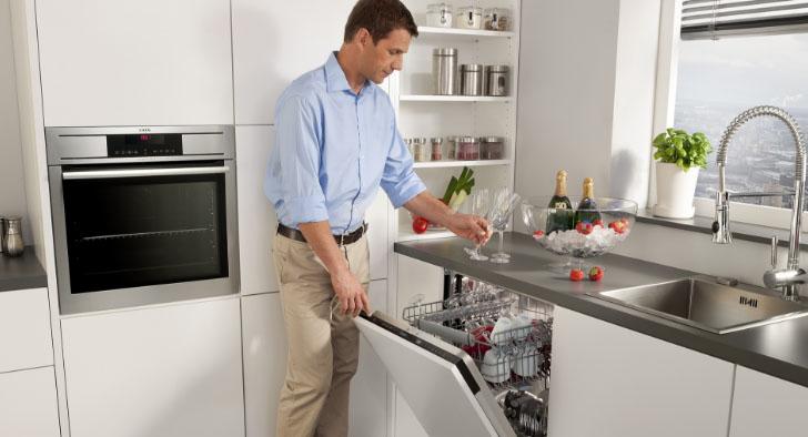 Посудомоечная машина - это ваш помощник