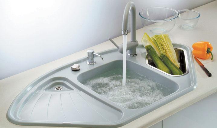 не уходит вода из раковины