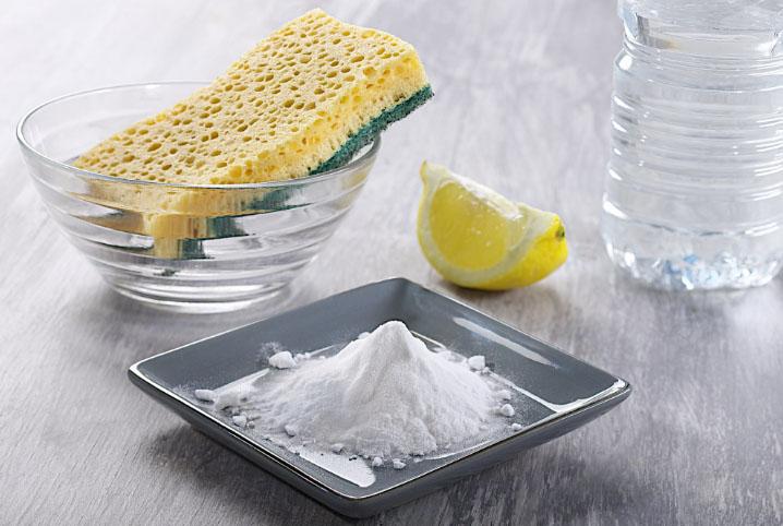 средства для чистки жира на кухне