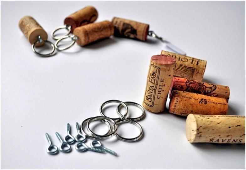 Брелки на ключи своими руками в домашних условиях 5