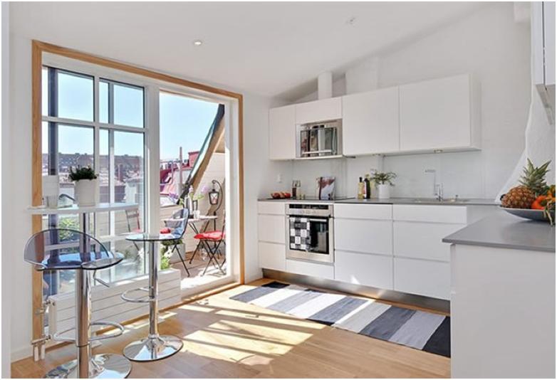 111 способов оформить кухонное окно