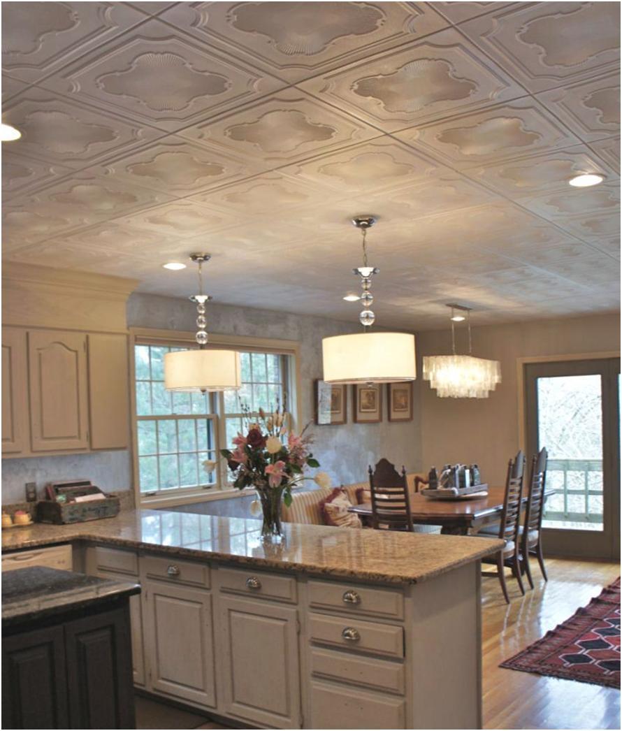 Пластиковые панели: виды отделки подвесного потолка на кухне, цена материалов