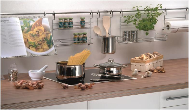Материалы для вашей кухни: 10 критериев выбора