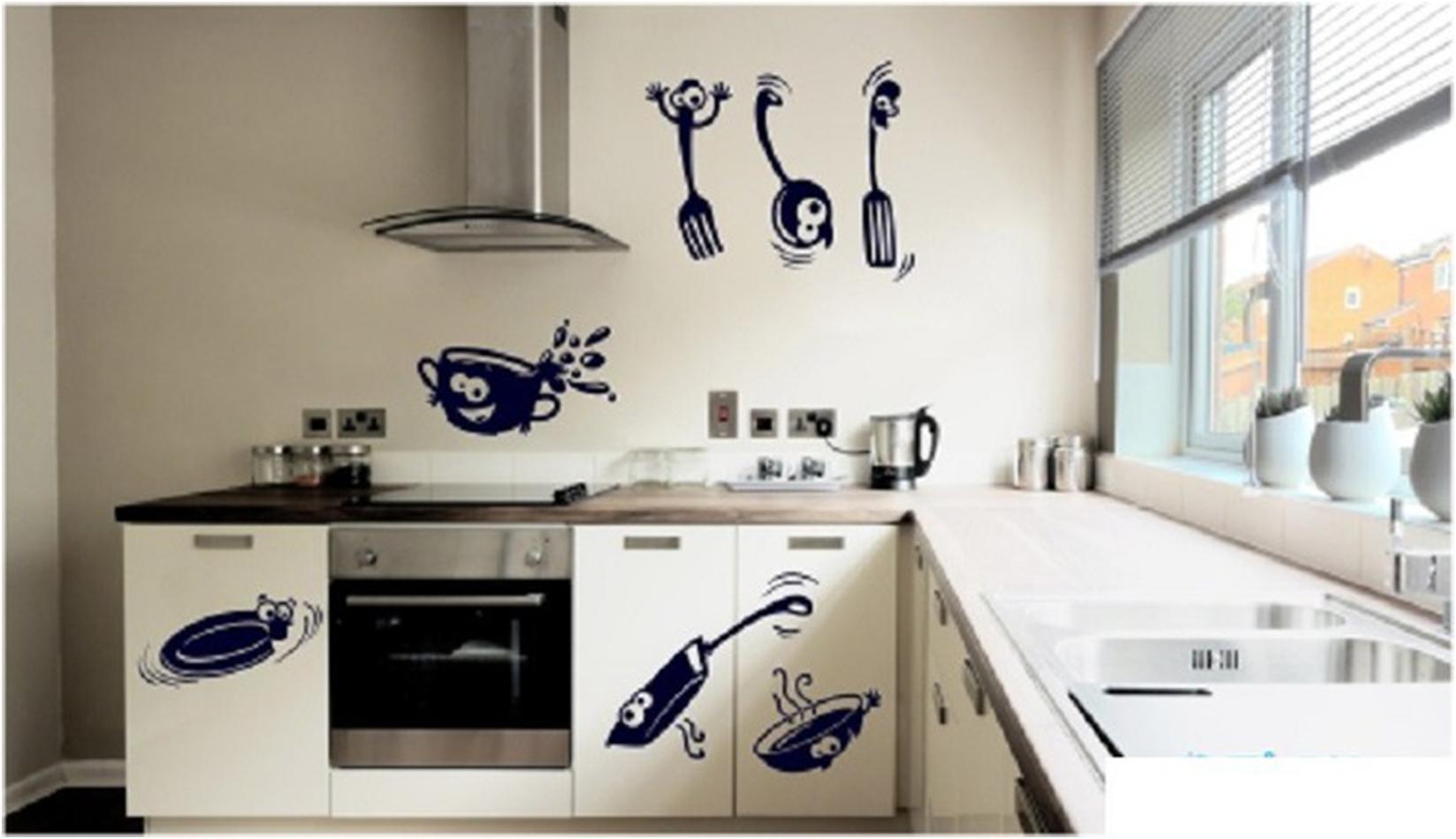 Рисунки на стенах своими руками: 3 мастер-класса, 7 идей, 100 12