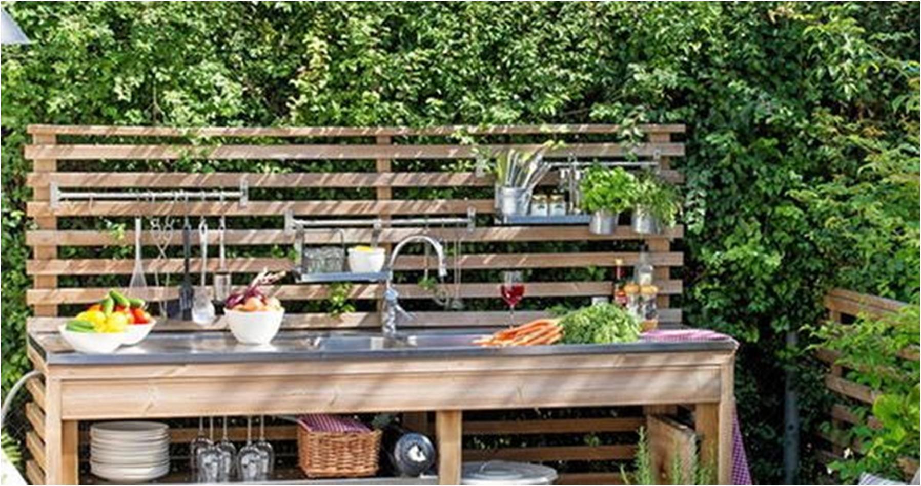 Летняя кухня своими руками очень простая конструкция 33