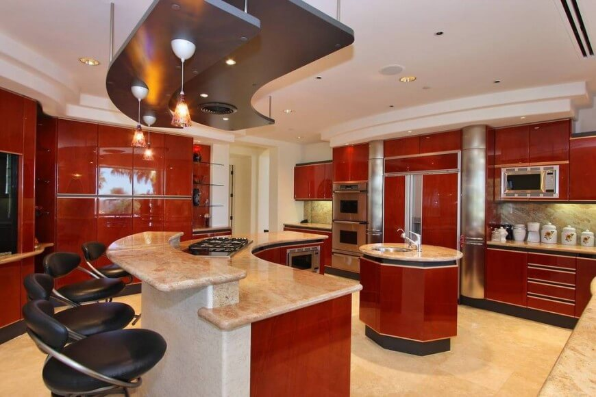 3-Red-Kitchen-Zillow-870x580