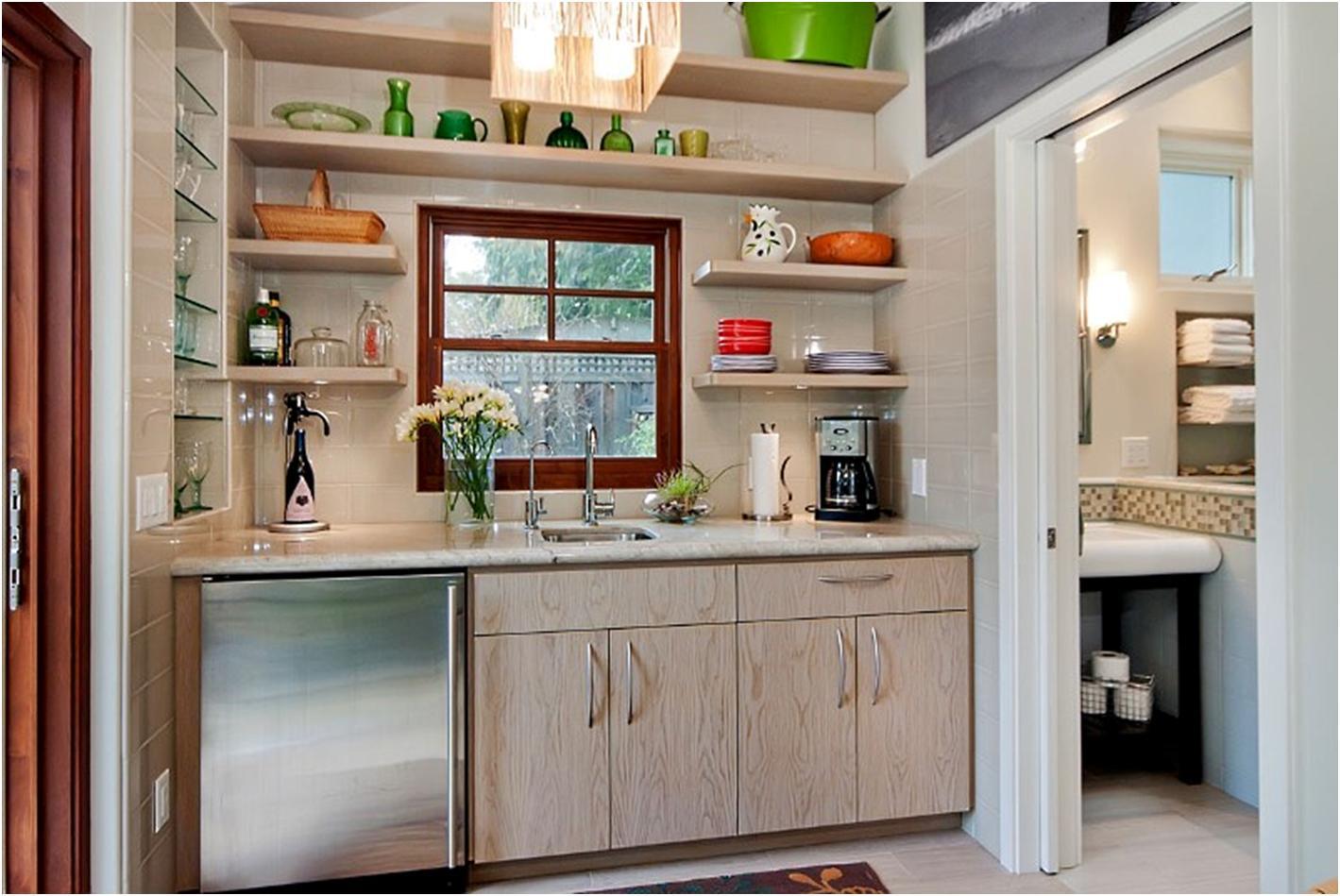 Как сделать мебель в кухне