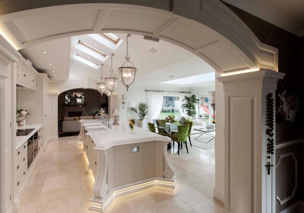 Кухонная арка