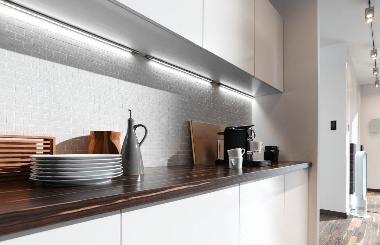подсветка кухни светодиодной лентой фото организации