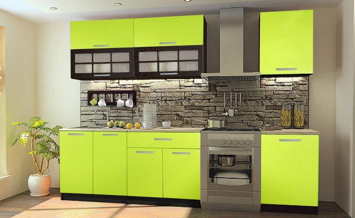 фасады для кухни из модулей