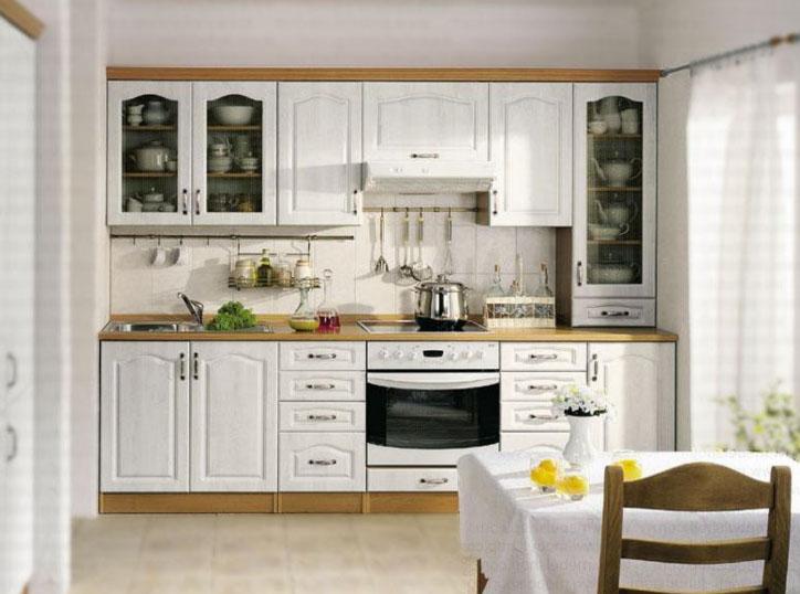 красивая маленькая кухня