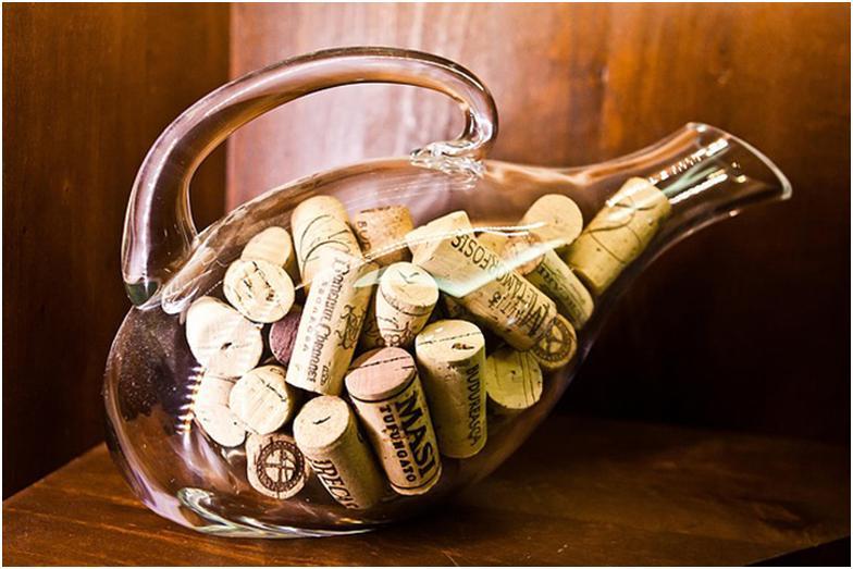 Поделки из винных пробок - 64 фото идеи создания красивых изделий