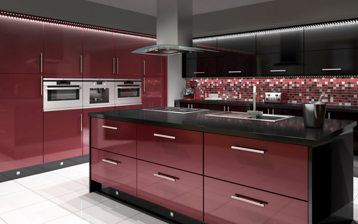 Boston-Black-and-Red-Kitchen