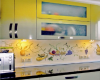 Как преобразить кухню? Расписываем стены своими руками